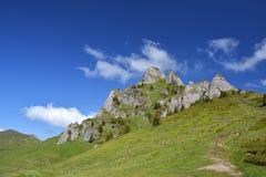 Ciucas Berge, Rumänien Lizenzfreies Stockbild