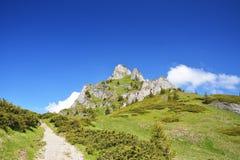 Ciucas Berge, Rumänien Stockfotos
