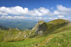 Ciucas Berge, Rumänien Lizenzfreie Stockfotografie