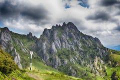 Ciucas Berge, Rumänien Lizenzfreie Stockfotos