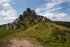 Ciucas Mount Stock Photography