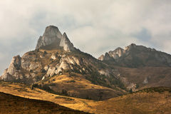 Ciucas Mountains Stock Images