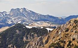 Ciucas Mountains Royalty Free Stock Photo