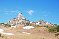 Ciucas Mountains Royalty Free Stock Images