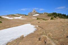 Ciucas Mountains Stock Photography