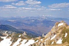 Ciucas Mountains Royalty Free Stock Photos