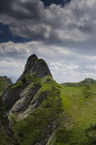 Ciucas Mountains in Romania Royalty Free Stock Images