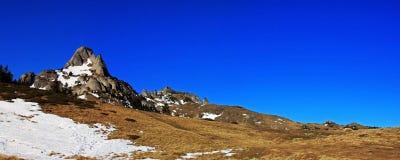 Ciucas mountains, Romania Stock Photo