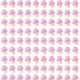 Ciucio gift card or cloth, pattern, repeating pattern, Royalty Free Stock Images