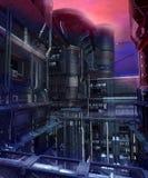 Ciudad 1 de la ciencia ficción