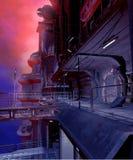 Ciudad 2 de la ciencia ficción