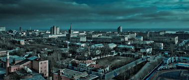 Ciudad Fotos de archivo libres de regalías