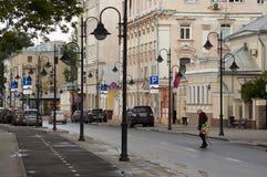 Ciudad Imagen de archivo libre de regalías