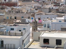 Ciudad africana del norte Fotografía de archivo libre de regalías