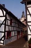 Ciudad alemana vieja fotos de archivo libres de regalías