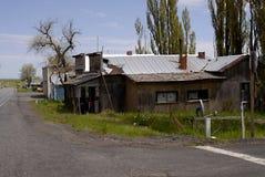 CIUDAD ANOTONE DE LOS ESTADOS DE WASHINGTON _USA_DEAD Foto de archivo