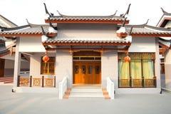 Ciudad antigua china Foto de archivo libre de regalías
