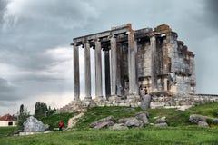 Ciudad antigua de Aizanoi Imagen de archivo