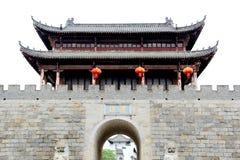 Ciudad antigua de Fuliang en la ciudad de jingdezhen Imagen de archivo