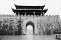 Ciudad antigua de Fuliang en la ciudad de jingdezhen Imagenes de archivo