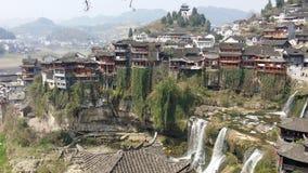 Ciudad antigua de Furong Foto de archivo