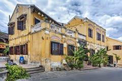 Ciudad antigua de Hoi An Foto de archivo libre de regalías