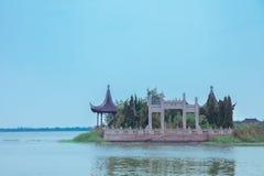 Ciudad antigua de Jinxi de China Imágenes de archivo libres de regalías