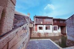 Ciudad antigua de Jinxi de China Imagenes de archivo