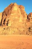 Ciudad antigua de Petra Built en Jordania Fotografía de archivo libre de regalías