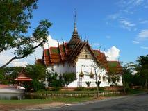 Ciudad antigua de Tailandia Imagenes de archivo
