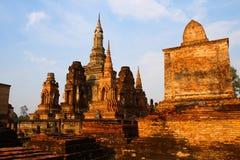 Ciudad antigua en Tailandia Fotografía de archivo