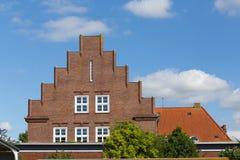 Ciudad Baja Sajonia Alemania de Emden imagenes de archivo
