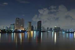 Ciudad Bangkok Fotos de archivo