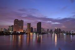 Ciudad Bangkok Foto de archivo