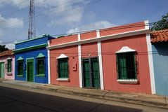 Ciudad Bolivar #2 Royalty Free Stock Photos