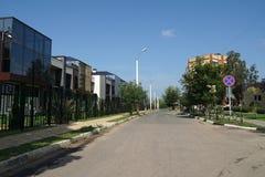 Ciudad calle Imagen de archivo