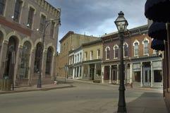 Ciudad central céntrica Fotos de archivo