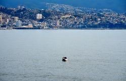 Ciudad Chile de Viña Del Mar Imagen de archivo
