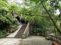 Ciudad Chongqing China de Dongxi fotografía de archivo