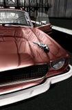 Ciudad, coches y violencia Foto de archivo