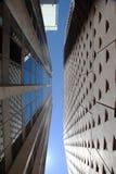 Ciudad corporativa de las jefaturas Foto de archivo libre de regalías