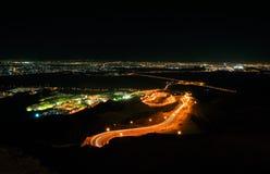 Ciudad de Al Ain fotos de archivo