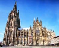 Ciudad de Alemania - Colonia imagenes de archivo