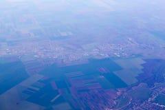 Ciudad de Alexandría imagen de archivo