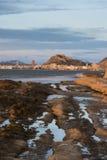 Ciudad de Alicante Fotografía de archivo