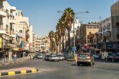 Ciudad de Amman imagenes de archivo
