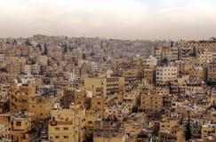 Ciudad de Amman imágenes de archivo libres de regalías