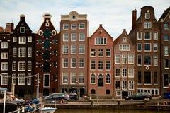 Ciudad de Amsterdam Imagen de archivo