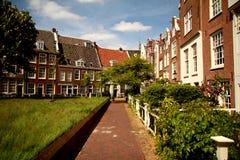 Ciudad de Amsterdam Imagen de archivo libre de regalías