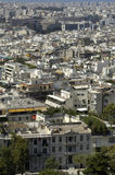 Ciudad de Athenes Fotografía de archivo libre de regalías